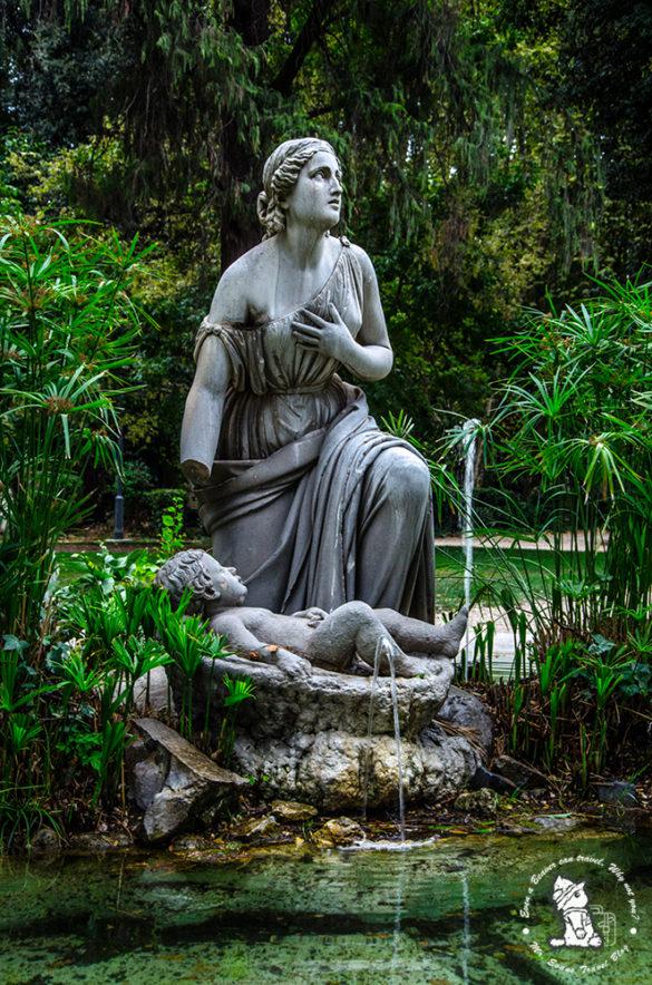 Villa-Borghese-Gardens