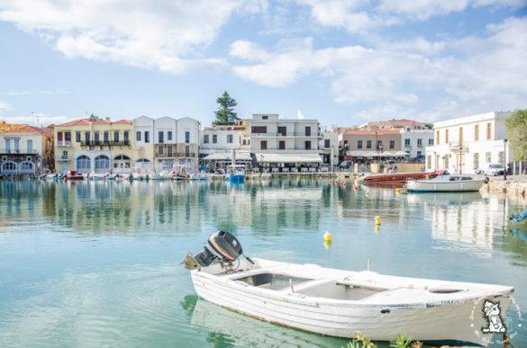 Ενετικό λιμάνι - mr evans