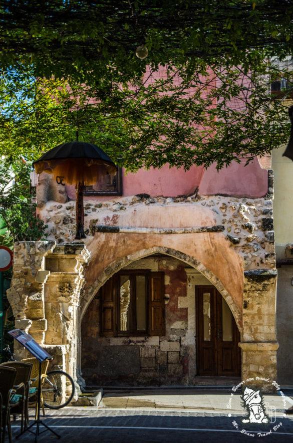 Παλιά πόλη ρεθύμνου-Kρήνη Ριμόντι