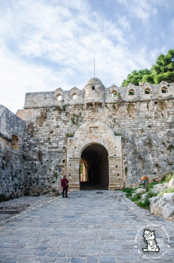 Πύλη Φορτέτζας