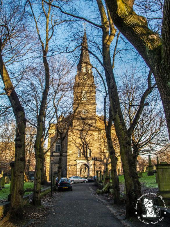 Cuthbert-church