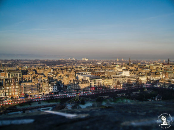 Edinburgh-Castle-view
