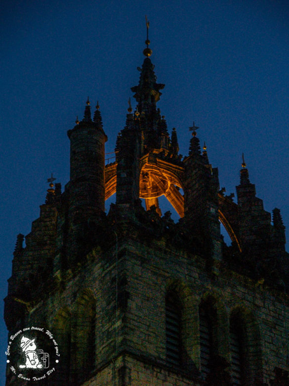Edinburgh-by-night