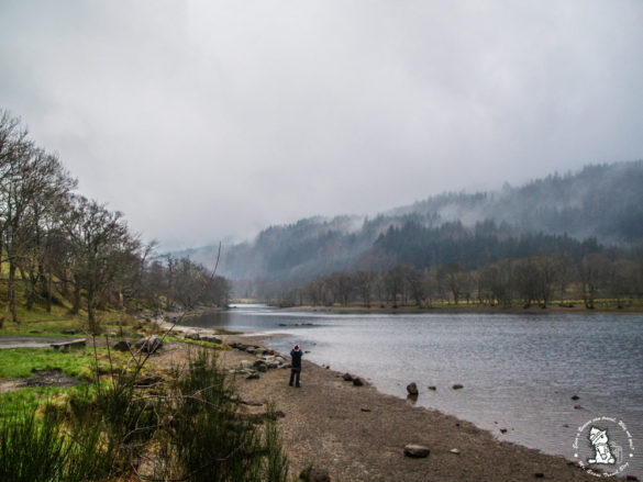 Highlands-loch