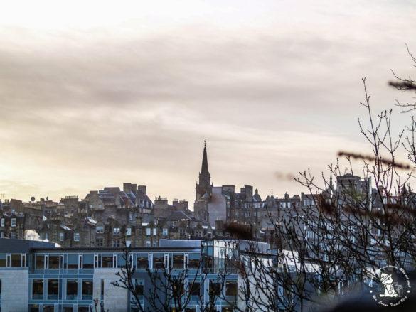 Calton-city view