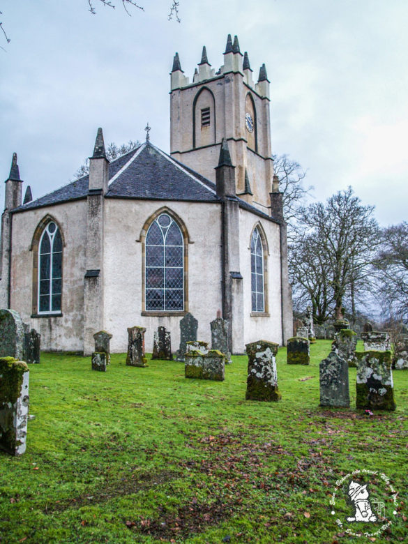 Glenorchy-cemetery